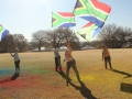 Jeppe Colour Fest  flags