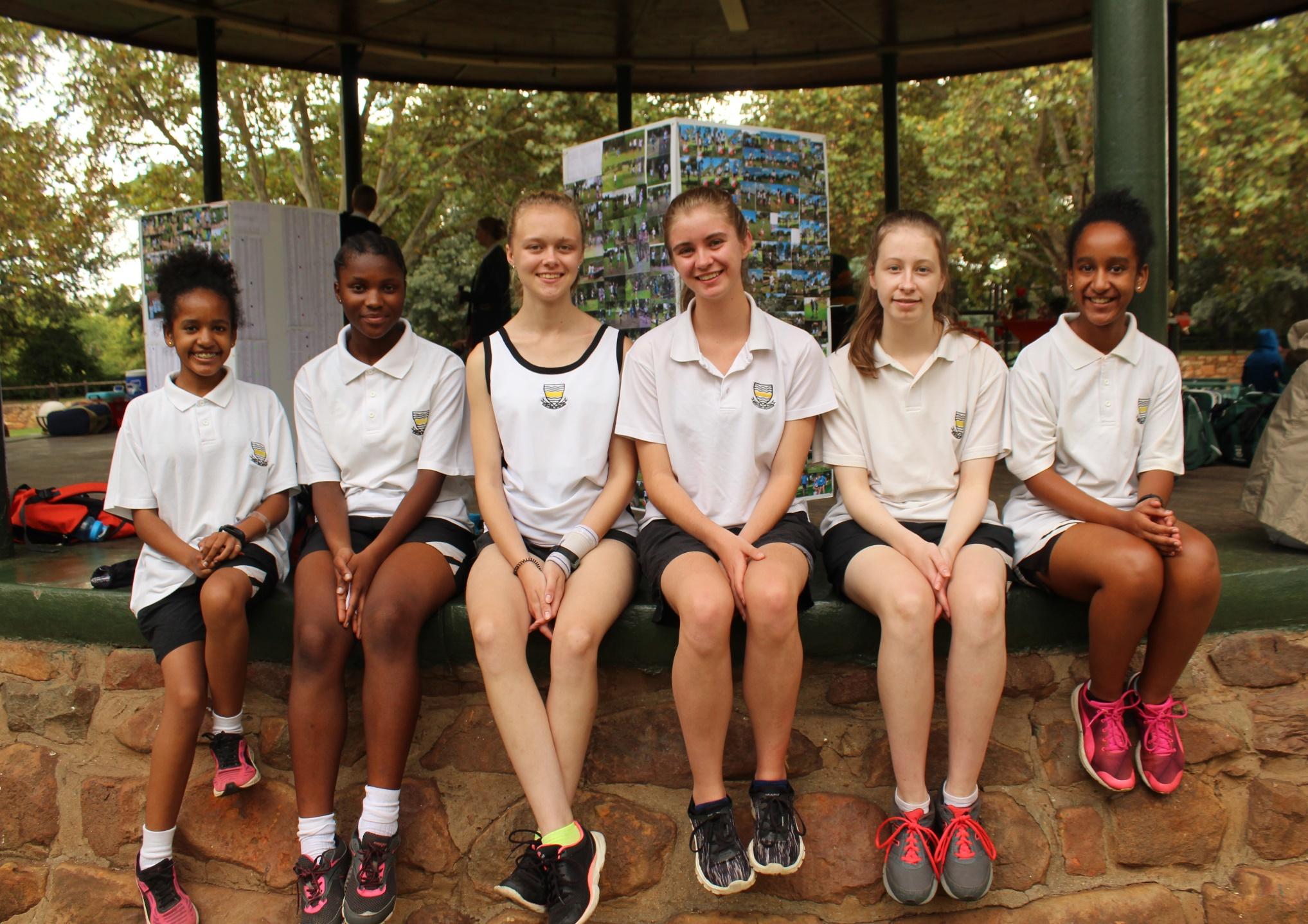 Orienteering League finalists at the Zoo cr