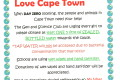 Operation Love Cape Town 13-22 February