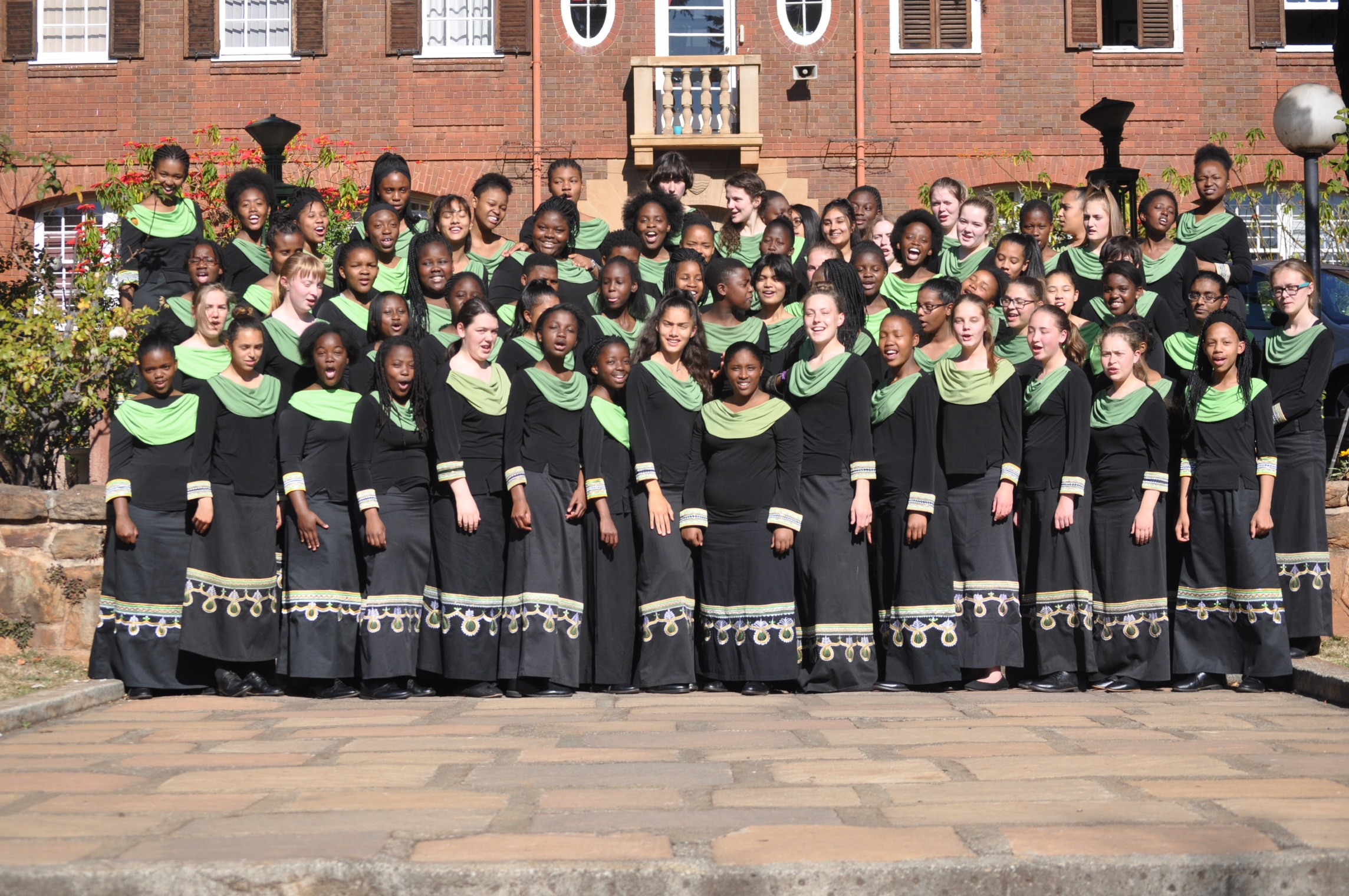 World Choir Games – Good Luck Jeppe Girls!