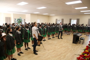 Jeppe Choirs in song